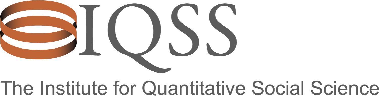 the institute for Quantitative Social Science